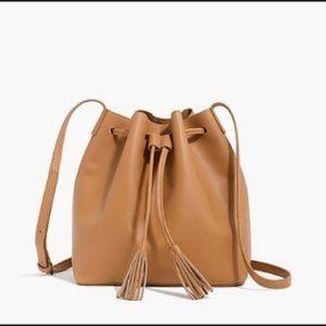 JCrew Maxwell Drawstring bag